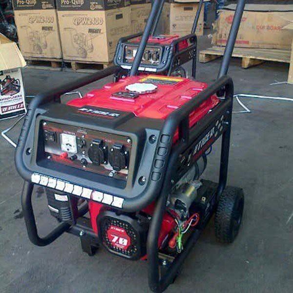 Genset Tiger 3000 watt. TGR 5000