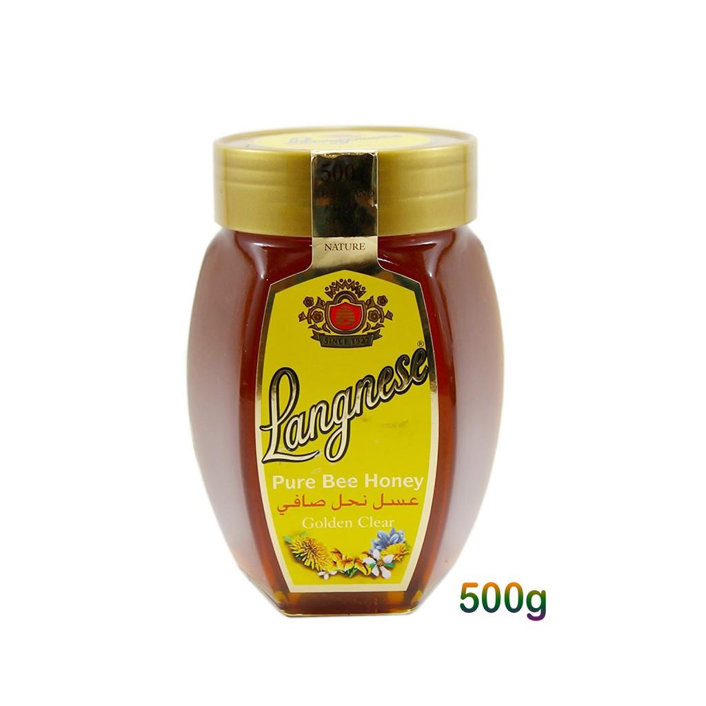 Madu Langnese Bee Easy Wild Lavender Honey 500gr Asli Murah Grosir Alshifa Acacia Shopee Indonesia