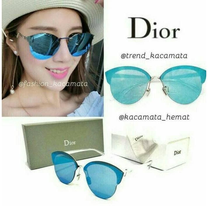 BEST SELLER kacamata dior kc 96 silver  1a475222a4