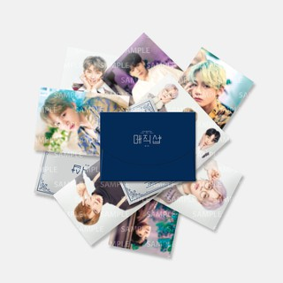 OPEN PO] BTS 5TH MUSTER MERCH MINI PHOTOCARD/PC - SHARING RM