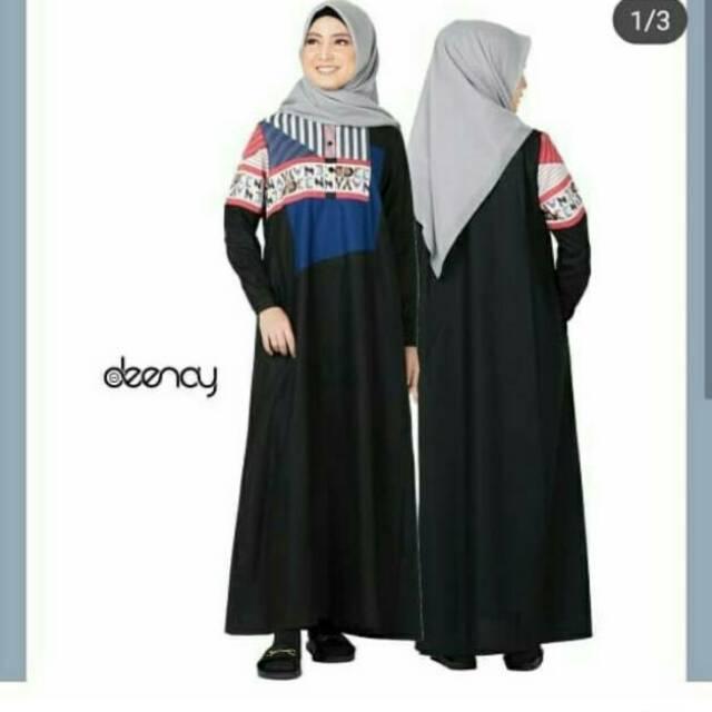 Deenay Dress Shopee Indonesia