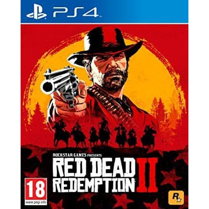 Red Dead Redemption 2 Games Ps4 Digital Download Pegi 18 Rockstar Rdr2 Shopee Indonesia