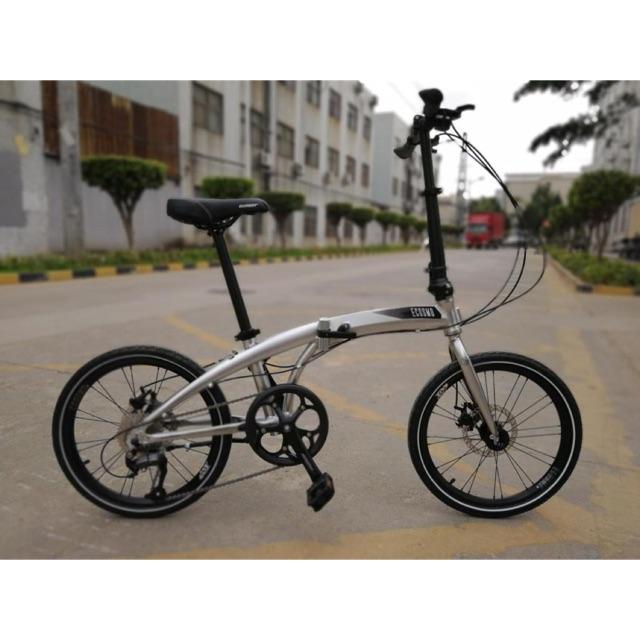 Sepeda Lipat Folding Bike 2 Ecosmo 9 Shopee Indonesia