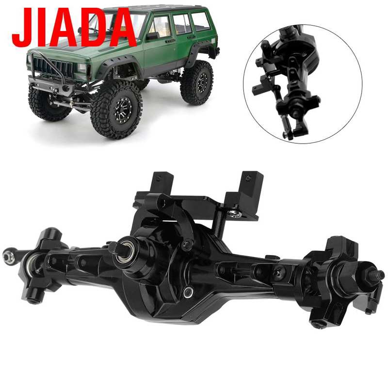 Woyisisi RC Car Metal Rear Axle Assembly for HSP 94180//RGT 18000 1//10 Crawler-Type Truck