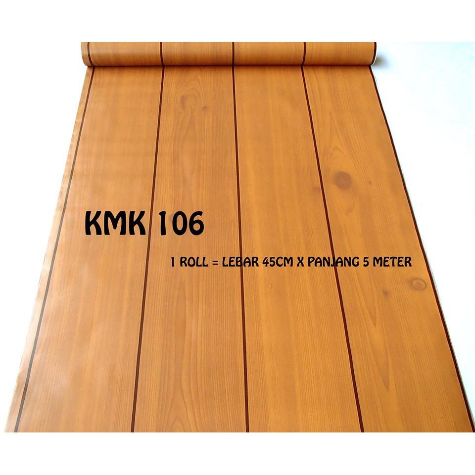 Baru Wallborder Motif Kayu Wallpaper Interior Ruang Tamu Border Stiker Dinding Lux 5 23pr Tembok Murah Kualitas Bagus Shopee Indonesia