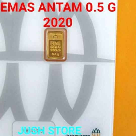 Khusus hari ini LOGAM MULIA ANTAM 0.5 0,5 GRAM EDISI PRESS / EMAS ANTAM 0.5 0,5 GRAM / EMAS 0.5 0,5
