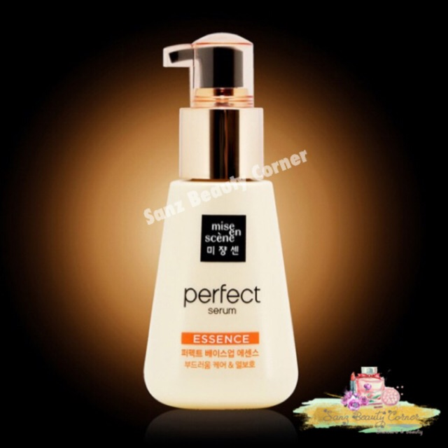 Mise en Scene Perfect Repair Hair Serum Rose Edition  ef1947c989