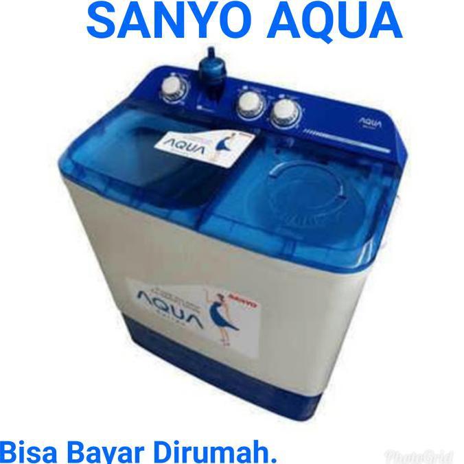 Mesin Cuci Aqua 8 Kg - QW-880XT / QW 880 XT Hijab Series (