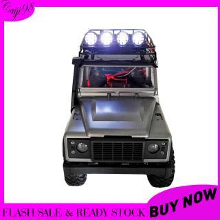 4pcs Led Spotlight Roof Light Lampshade For 1//10 RC Crawler Car Axial Scx10 B Pq