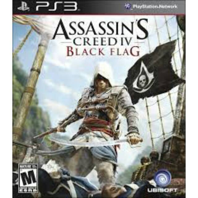 Assassins Creed 4 Ps3 Shopee Indonesia
