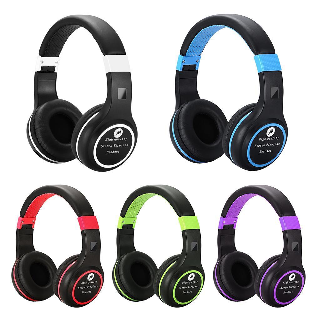 Headphone Lipat Wireless Bluetooth 41 Multifungsi Kinostar Shopee Sniper Handsfree Sport Hitam Indonesia