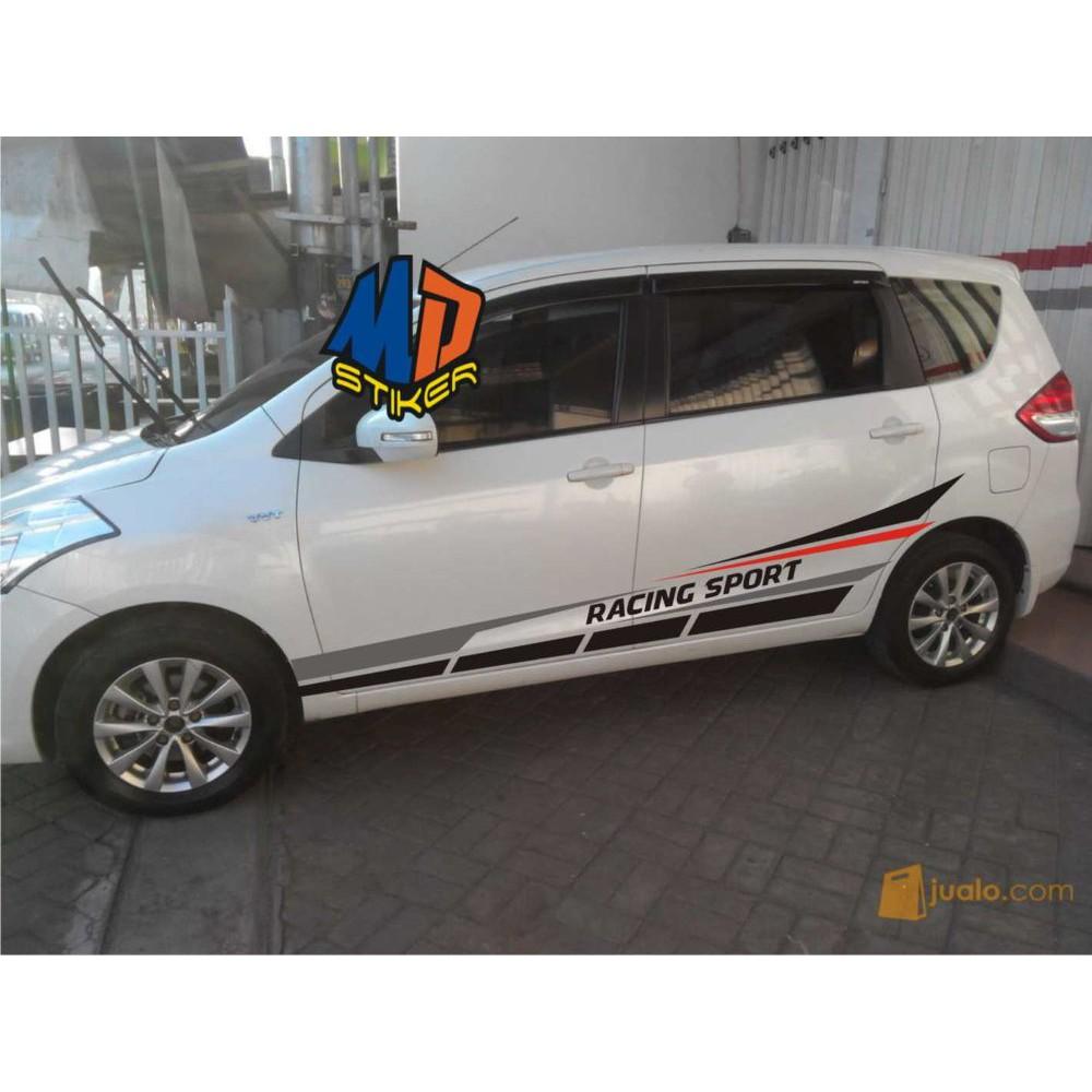 Stiker mobil keep calm drive terios sigra ayla xenia luxio sirion cutting sticker shopee indonesia