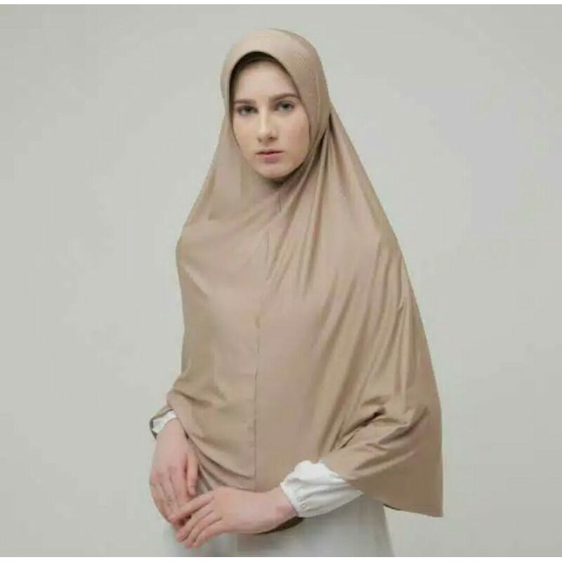 Bergo Marsha Glittering Zoya Shopee Indonesia