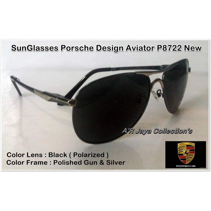 409c469a4d Sunglasses   Kacamata Outdoor Porsche Design Aviator New   Trendy W2574