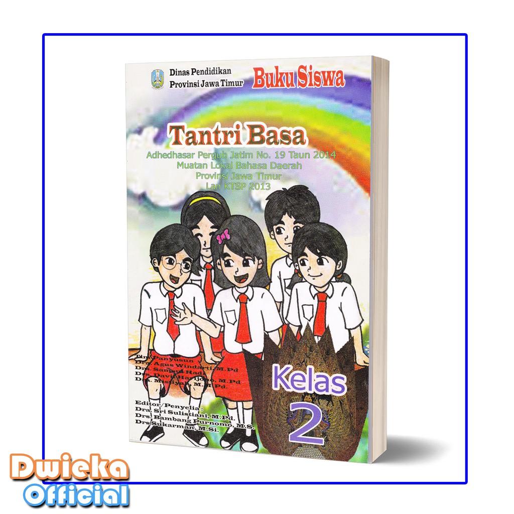 Buku Bahasa Jawa Kelas 2 Sd Tantri Basa Shopee Indonesia