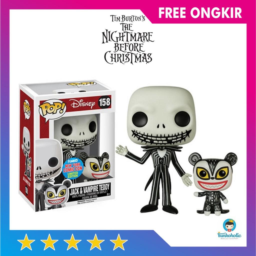 Funko POP Disney The Nightmare Before Christmas Jack Skellington