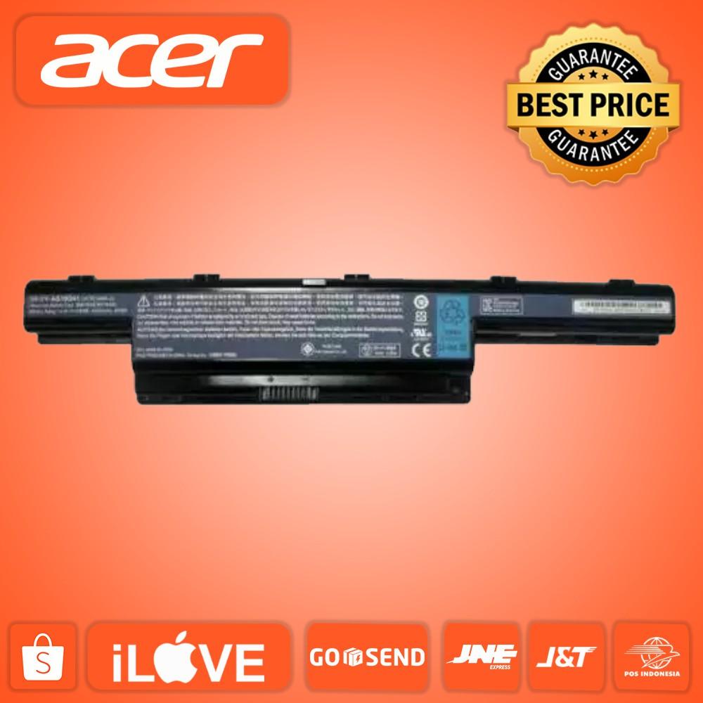 Baterai Acer Aspire One Ao725 725 Ao756 756 V5 121 V131 171 131 Travelmate B113 6 Cell Shopee Indonesia