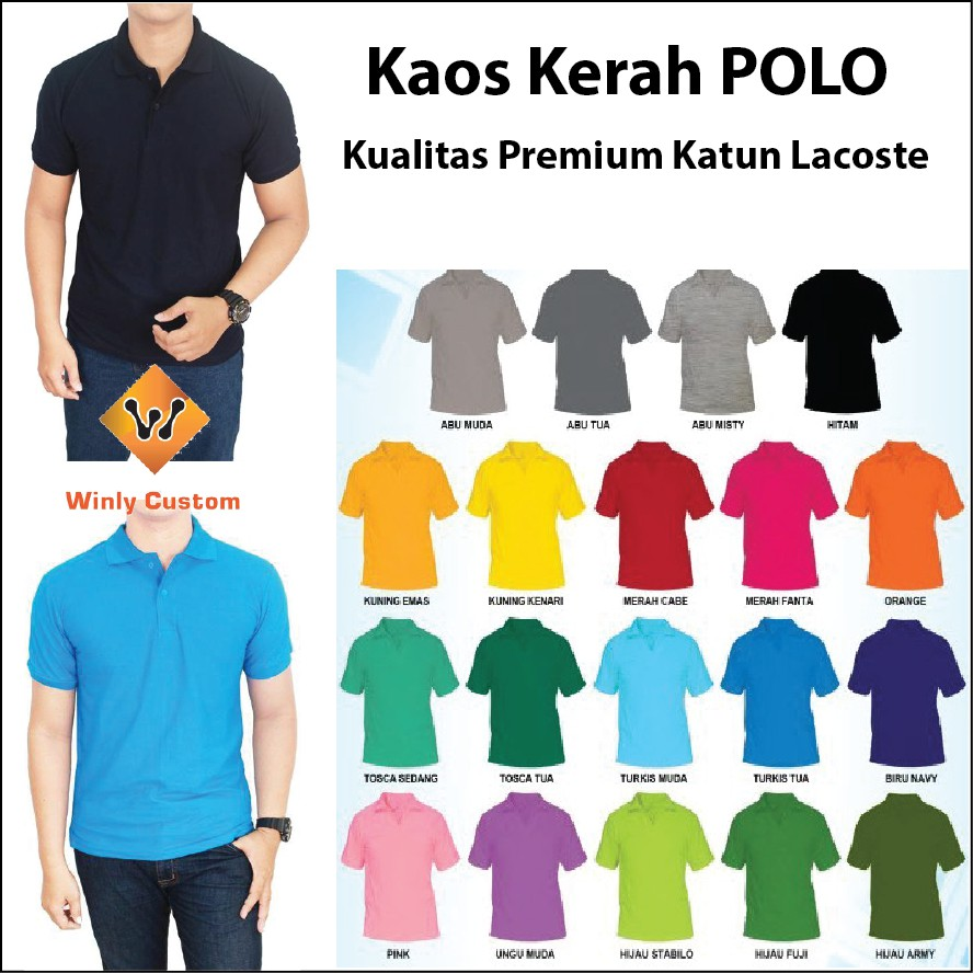 Polo shirt - Kaos kerah - armani exchange   Big Size XXXL - Terlaris -  realpict  e18e1baeea