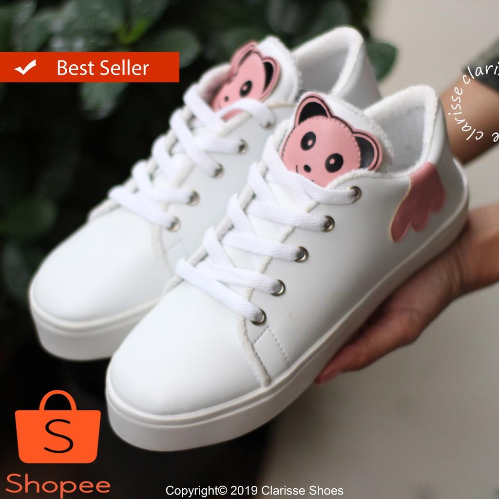 Garsel Shoes GMJ 6588 sepatu SNEAKERS wanita dewasa  50e7744e7e