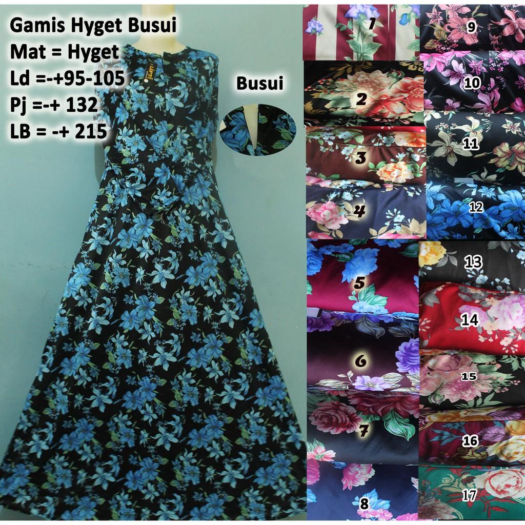 Gamis Hyget Mumer 28rb 30 Rb Jumbo Random Stok Shopee Indonesia