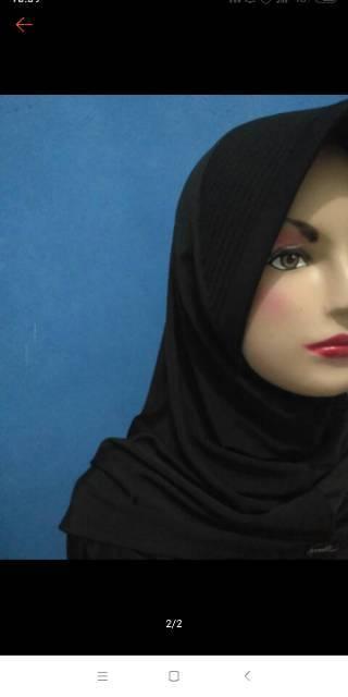Hijab Sport Hijab Voli Bergo Pendek Kerudung Olahraga Shopee Indonesia