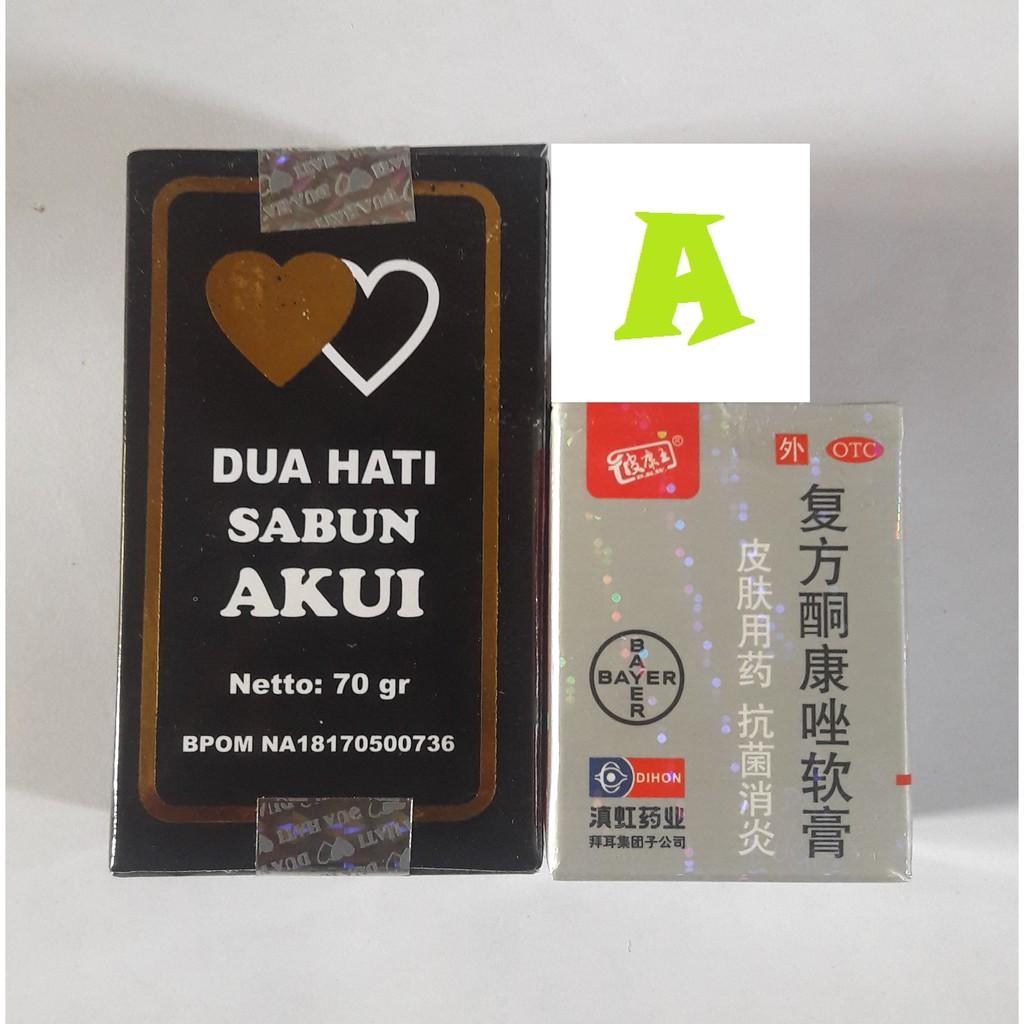 Pi Kang Shuang P Biru Putih Salep Obat Gatal Shopee Indonesia Sf Pks Cream Suang