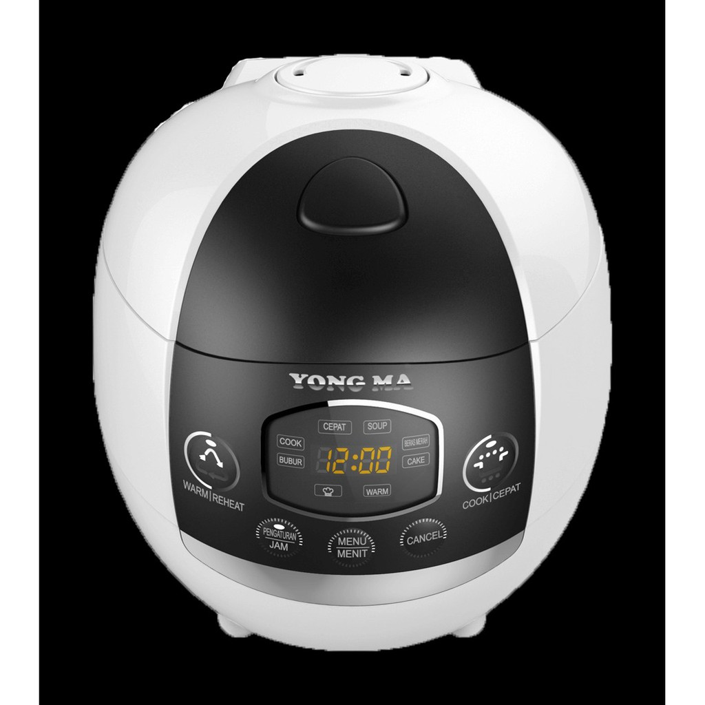 Premium Yong Ma Magic Com Digital Eco Ceramic Tipe Ymc 116 C Rice Cooker Termurah Shopee Indonesia