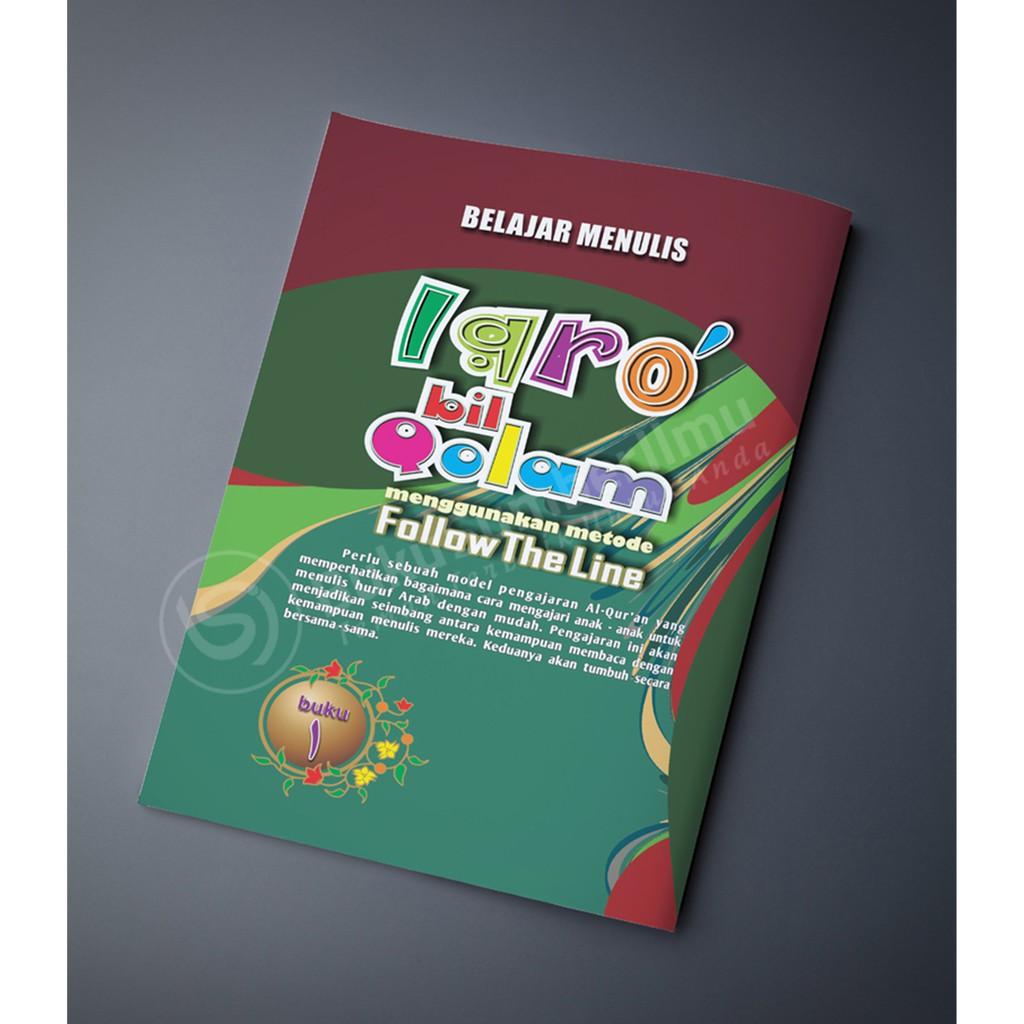 Buku Iqro Hardcover Bendel Besar Iqra Anak Lets Trace Huruf Hijaiah Hard Cover Shopee Indonesia