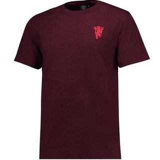 ebec0b525 Premium Kaos Tshirt Baju Combed 30S Distro Mufc Manchester United Red  Devils