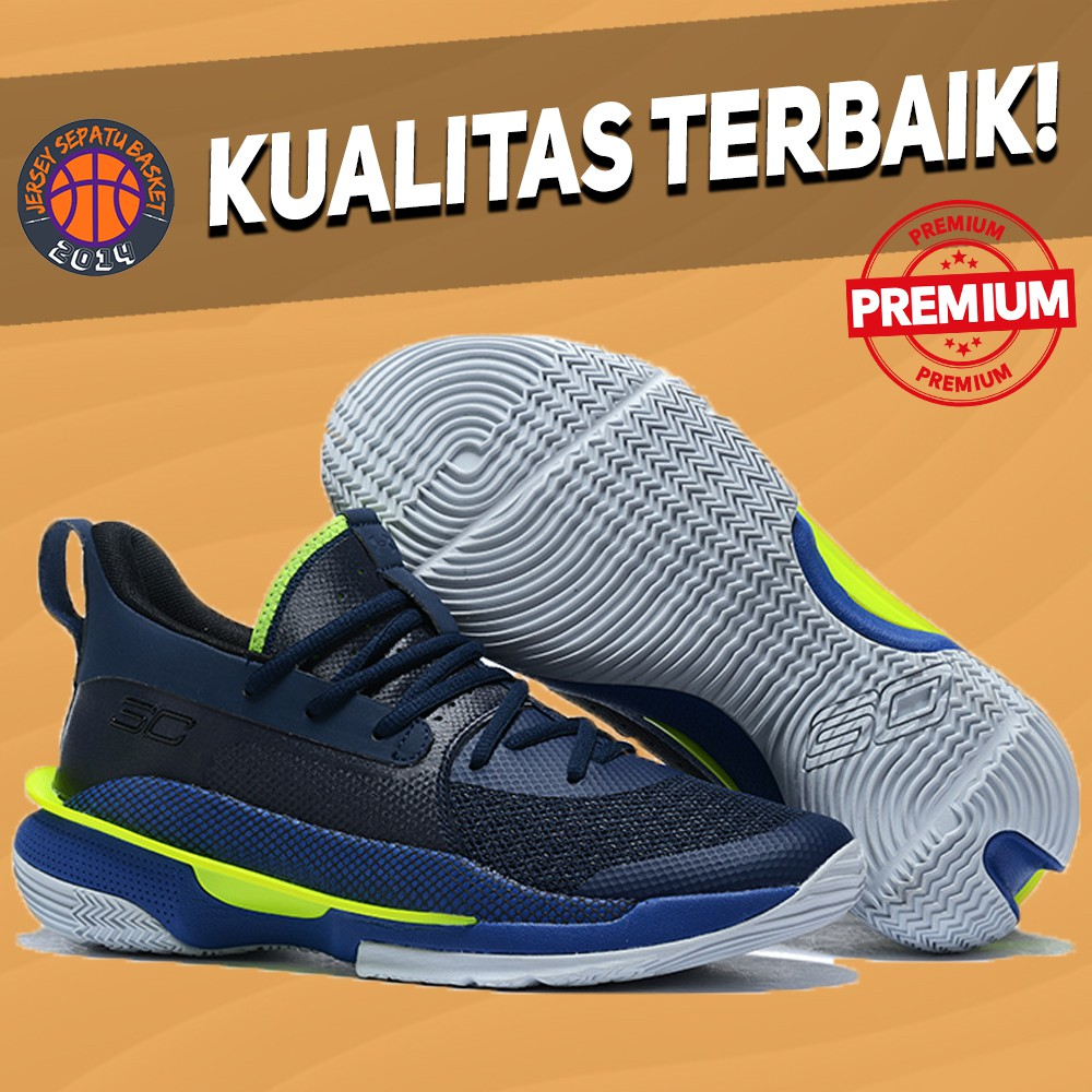 Jual Under Armour Curry 7 Dubnation Kota Surabaya Luxology