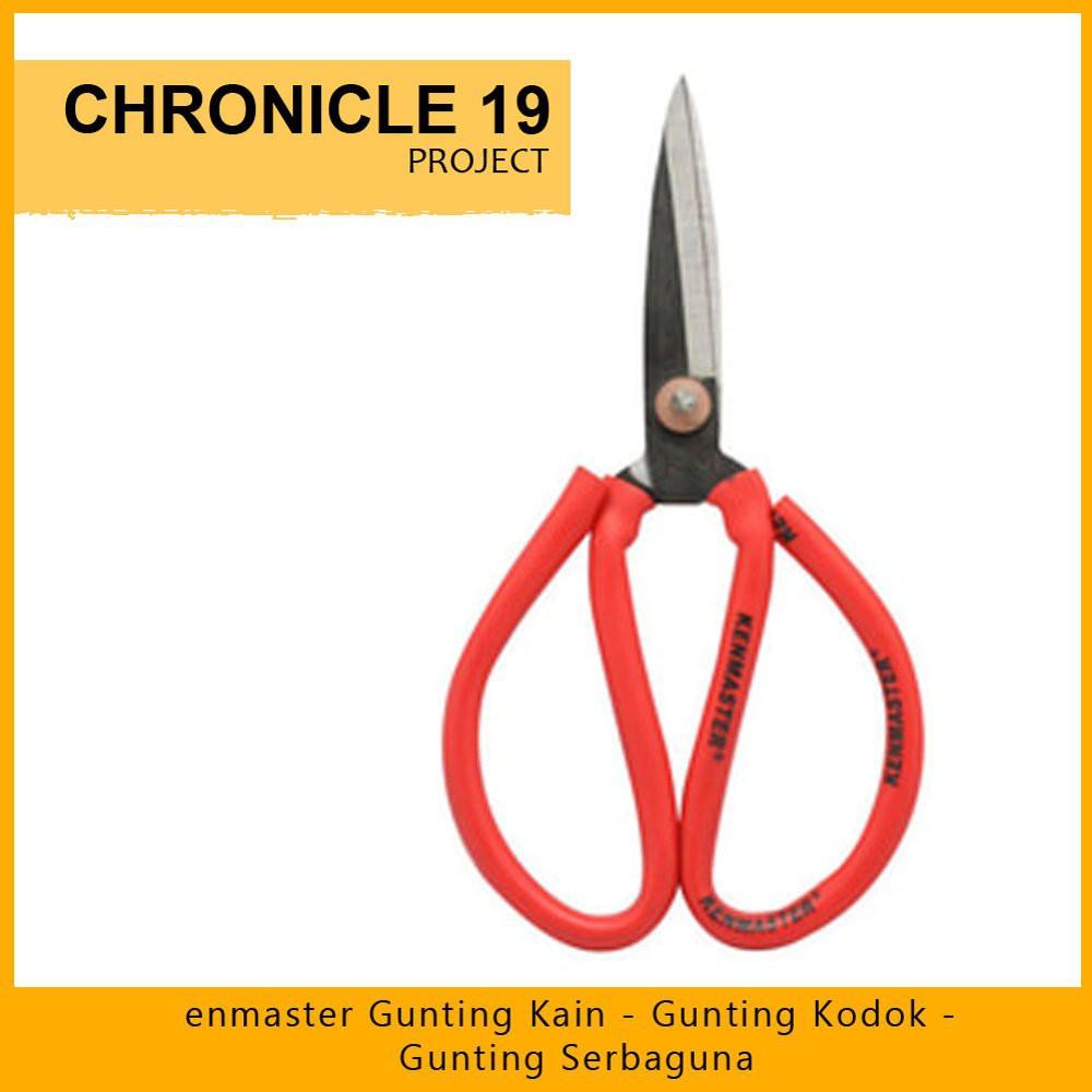Kenmaster Gunting Kain - Gunting Kodok - Gunting Serbaguna  0853d9e67d