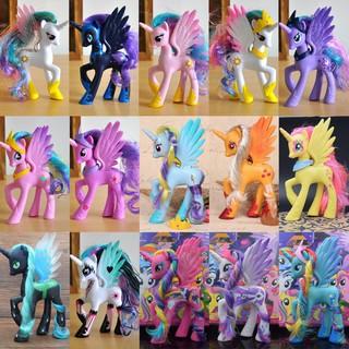 Boneka My Little Pony Friendship Is Magic Warna Pelangi Untuk Hadiah Shopee Indonesia