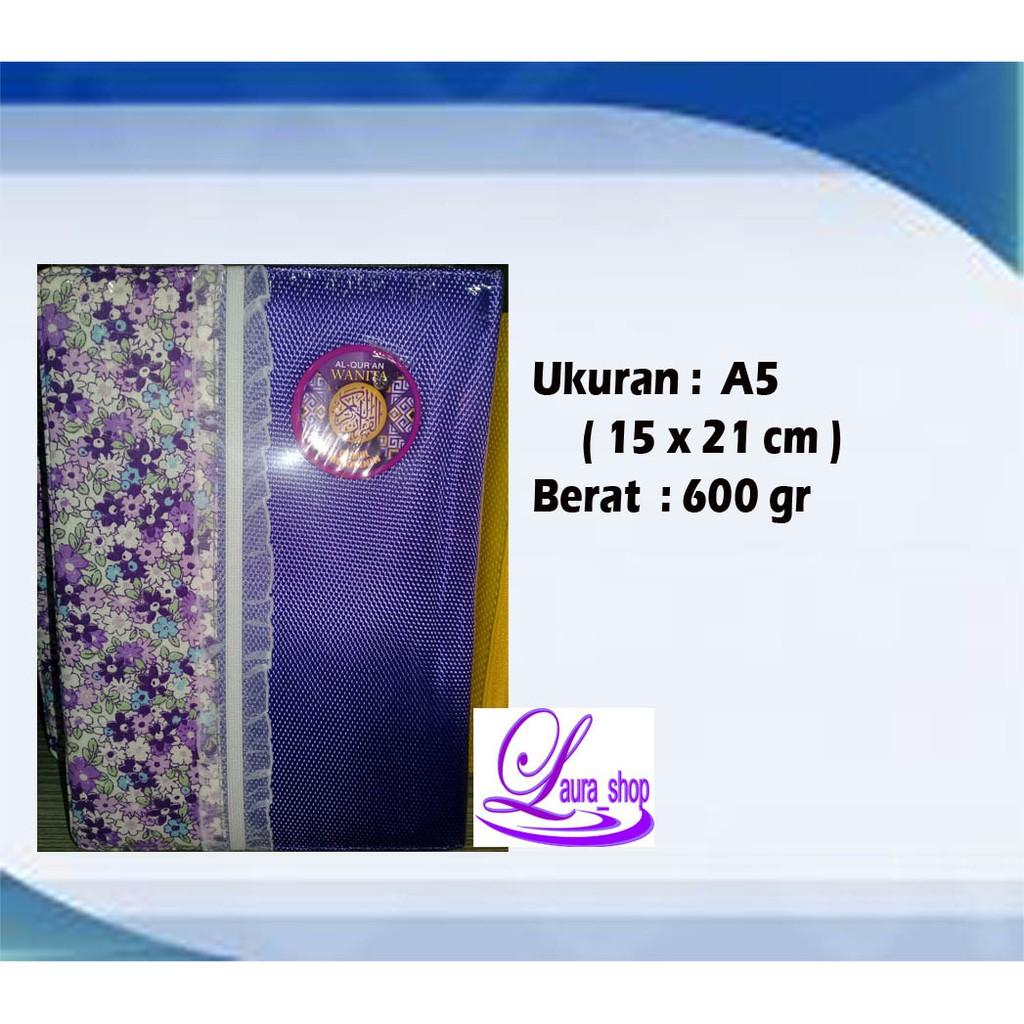 Ready Al Quran Cantik Alquran Rainbow Pelangi Shafana Madina Zhafira Premium Zfr 64 Seserahan Mahar Unik Kado Pernikahan Shopee Indonesia