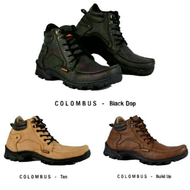Sepatu boots pria busch original handmade boots klasik pria  47775b442c
