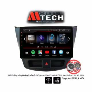 "Head Unit MTECH Android 10"" For Mitsubishi Xpander Mobile Tech"