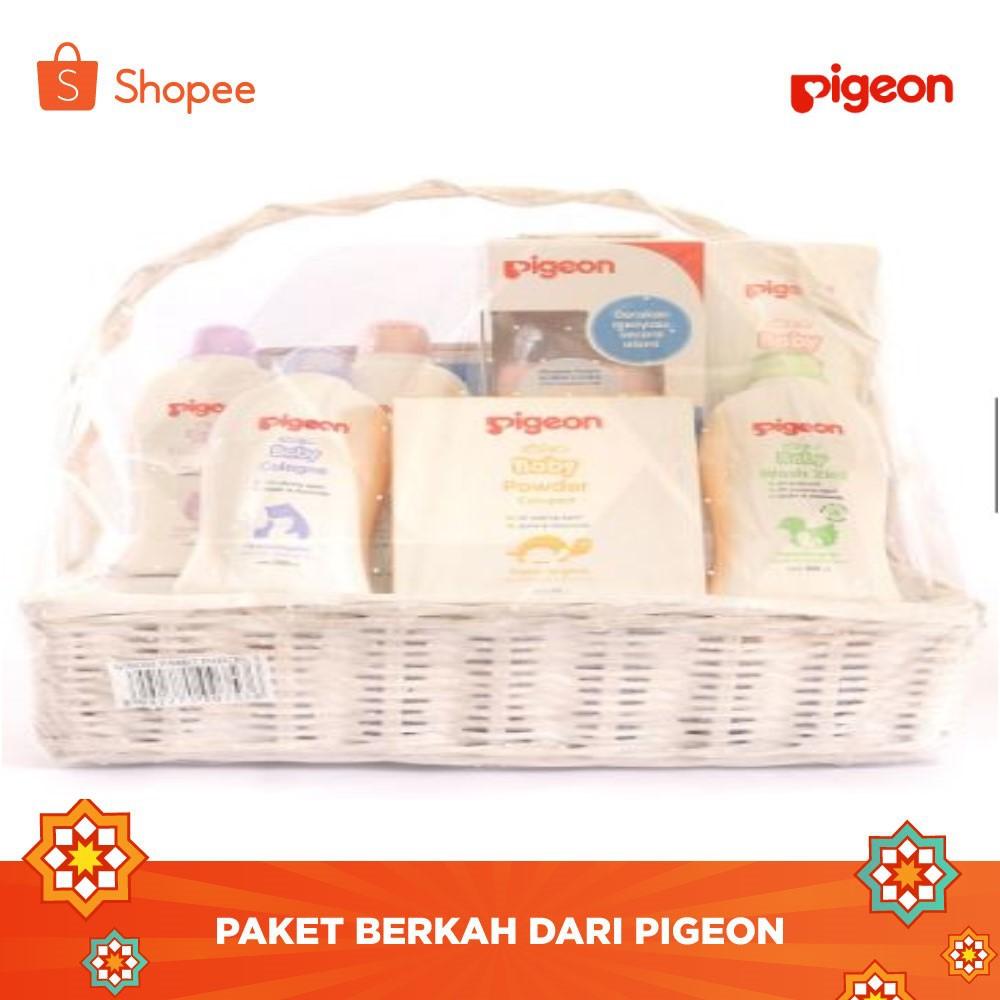Pigeon Parcel Standart Kebutuhan Bayi Daftar Harga Terbaru Dan Standard 1 Baby Gift Set Pa051001 T