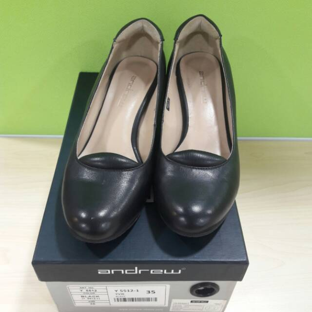 Andrew Shoes Shopee Indonesia