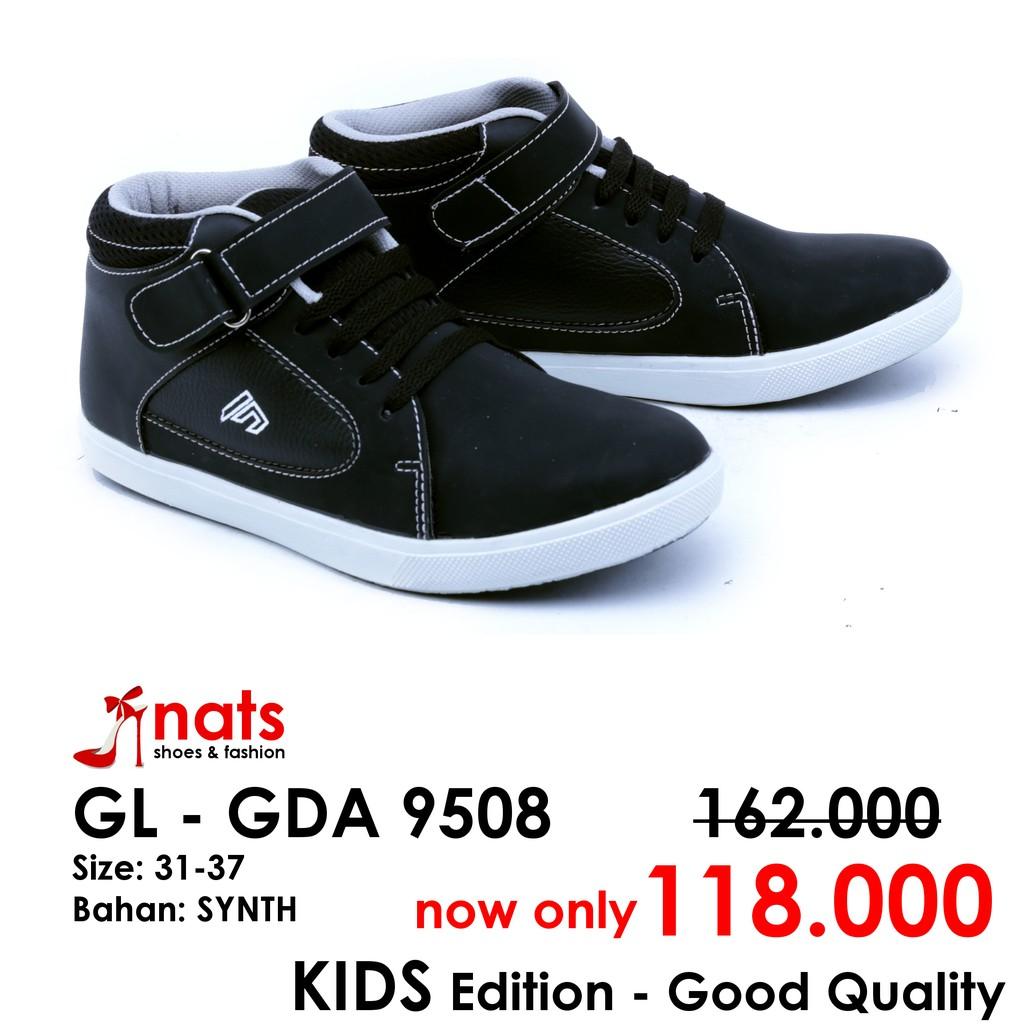 GL-GIH 9513 Sepatu Anak Laki Laki Sepatu Anak Murah Kids Shoes Sepatu Anak Trendy
