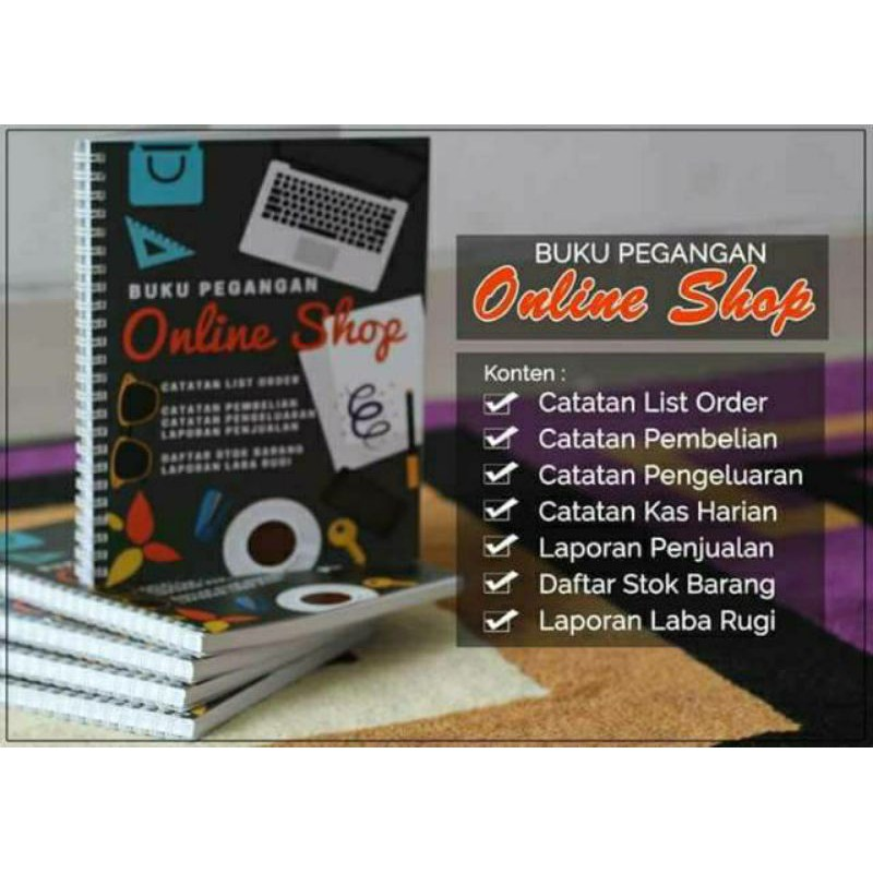 Contoh Laporan Buku yang Membantu Penjualan