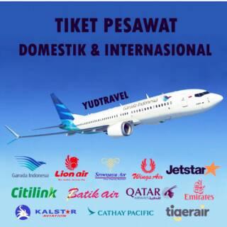Tiket Pesawat Promo Shopee Indonesia