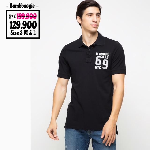 kaos bombboogie - Temukan Harga dan Penawaran Atasan Online Terbaik - Pakaian  Pria Februari 2019  a3ce3d5a8d