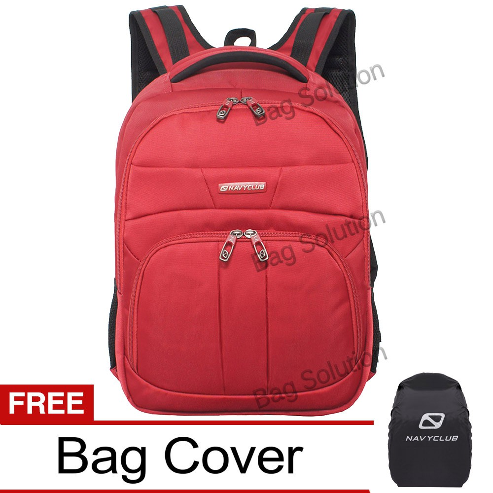 Real Polo Tas Ransel Kasual FCFH Backpack Daypack  b3a4a79921d86