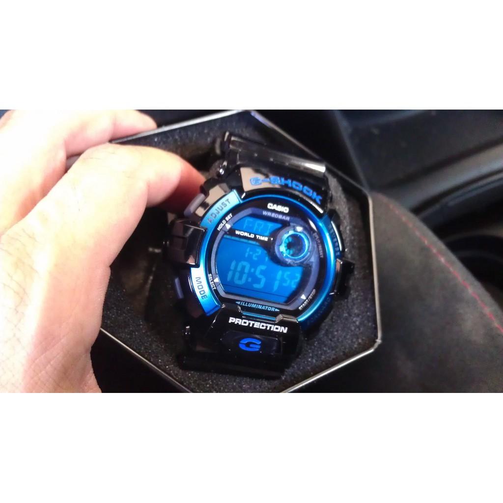 Jam Tangan Casio G-Shock Original Pria G-8900a-1 Jam G-Shock Original