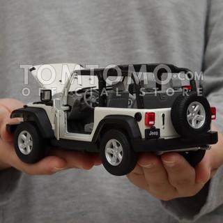 Jeep Jk Soft Top >> Terlaris Tomtomo Jeep Jk Wrangler Soft Top Mobil Mobilan Rubicon Diecast Miniatur Jip Off Road Kado