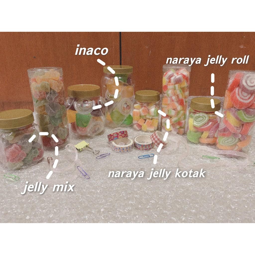 JELLY AGAR-AGAR | INACO & NARAYA