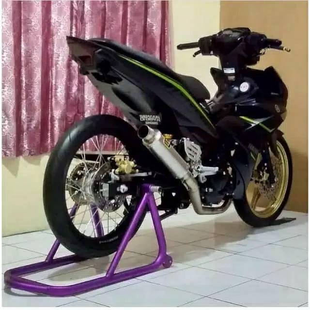 Knalpot Rcb Road Race Jupiter Mx Mx King Shopee Indonesia