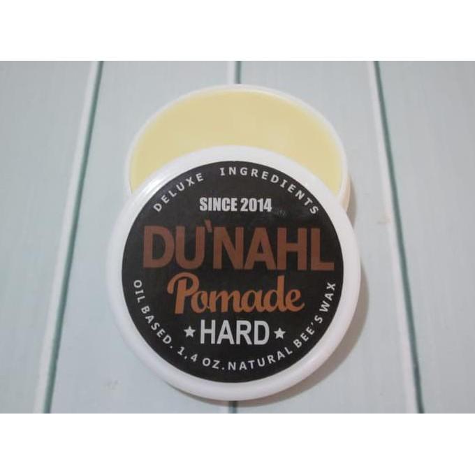 POMADE DU'NAHL / DUNAHL HARD OILBASED 2.8OZ FREE SISIR | Shopee Indonesia