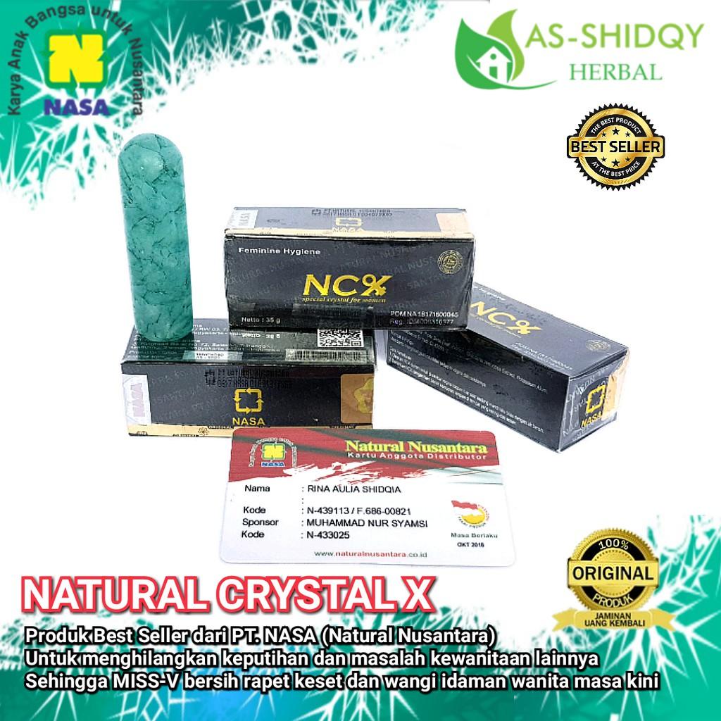 Up To 45 Discount From Brand Crystal X Nasa Ori Kristal Asli Ncx Cristal Original 100 Obat Keputihan Nyeri