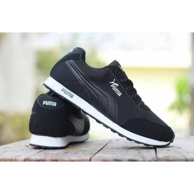 Sepatu Puma Classic Suede Sneakers Kasual Pria Skate Santai Kerja Grade Ori  Vietnam Murah  6c6888a418