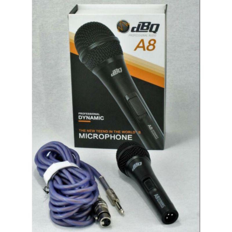 MICROPHONE CABLE DBQ A8 ORIGINAL